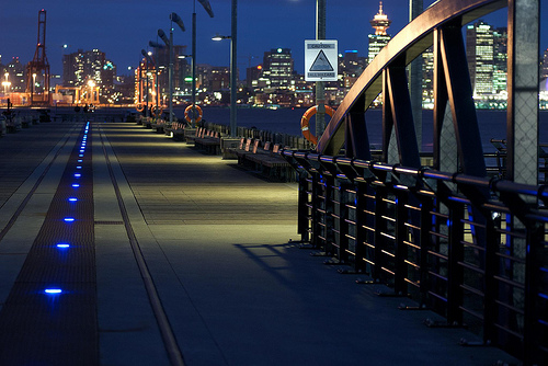 City of north vancouver public realm total lighting solutions